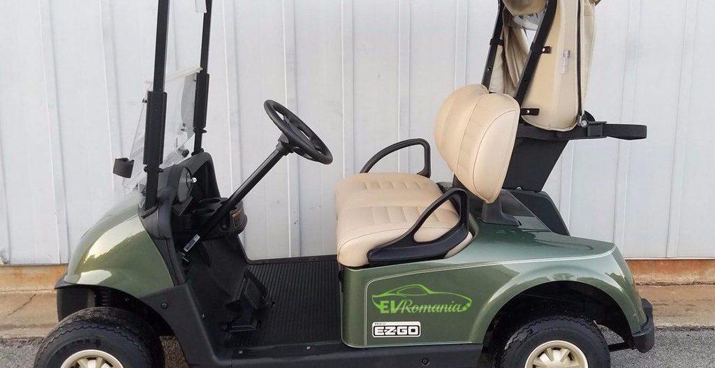 Inchiriere GOLF CART , inchiriere Masinute Golf