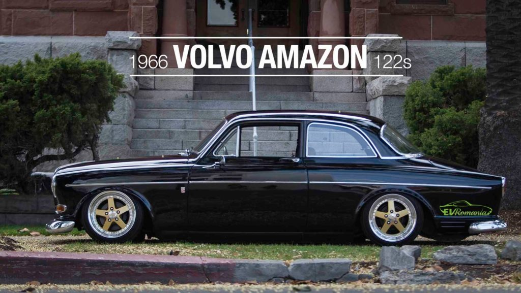 Volvo Amazon - EVRomania