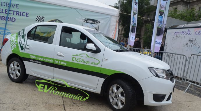 EV Romania – La drum cu masina electrica