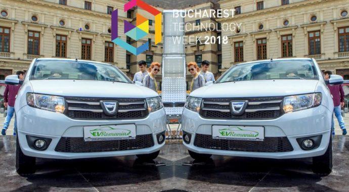 EV Romania la Tech Expo 2018