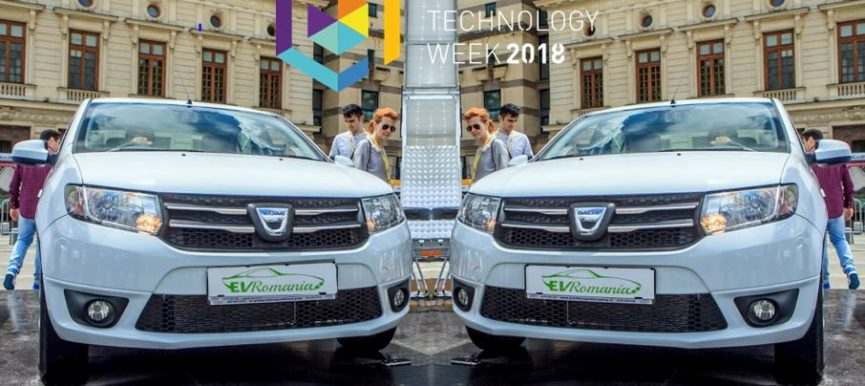 EV Romania la Tech Expo 2018